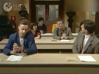世界级幽默大师憨豆先生考试前的开心一刻
