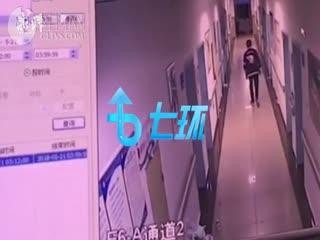 男子窜入医院妇产科病房,偷男婴被抓