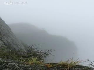 不足十天!又一人在峨眉山金顶跳崖 景区正在搜寻