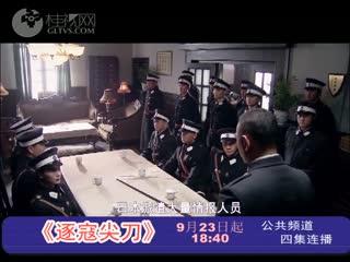 2019年《逐寇尖刀》剧宣