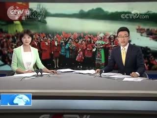 """广西桂林春天里唱响""""我和我的祖国"""""""