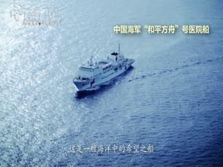 """《时代楷模海军""""和平方舟""""号医院船》"""